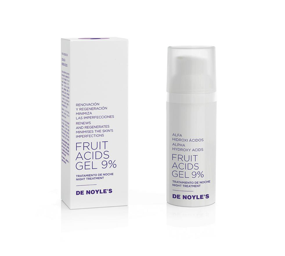 FRUIT ACIDS GEL 9%