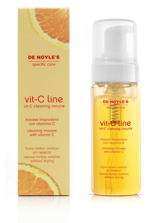 VIT-C CLEANSING MOUSSE